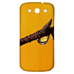 Tree Drops  Samsung Galaxy S3 S III Classic Hardshell Back Case