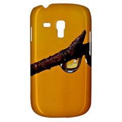Tree Drops  Samsung Galaxy S3 Mini I8190 Hardshell Case