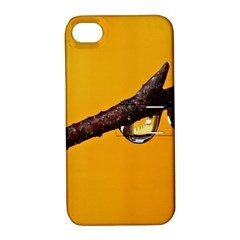 Tree Drops  Apple iPhone 4/4S Hardshell Case with Stand