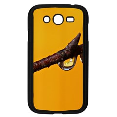 Tree Drops  Samsung Galaxy Grand DUOS I9082 Case (Black)