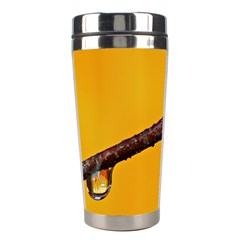 Tree Drops  Stainless Steel Travel Tumbler