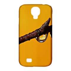 Tree Drops  Samsung Galaxy S4 Classic Hardshell Case (pc+silicone)