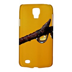 Tree Drops  Samsung Galaxy S4 Active (I9295) Hardshell Case