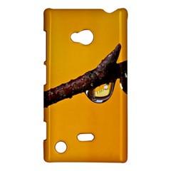 Tree Drops  Nokia Lumia 720 Hardshell Case