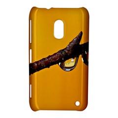 Tree Drops  Nokia Lumia 620 Hardshell Case