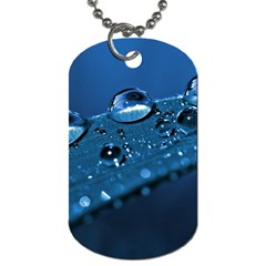 Drops Dog Tag (Two-sided)