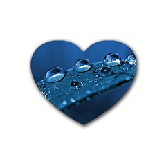 Drops Drink Coasters 4 Pack (heart)