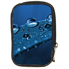 Drops Compact Camera Leather Case