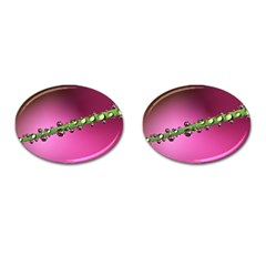 Drops Cufflinks (oval)