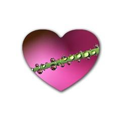 Drops Drink Coasters (heart)