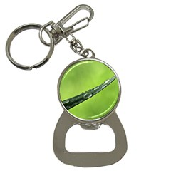 Green Drops Bottle Opener Key Chain