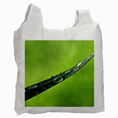 Green Drops Recycle Bag (Two Sides)