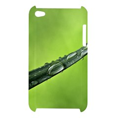 Green Drops Apple iPod Touch 4G Hardshell Case