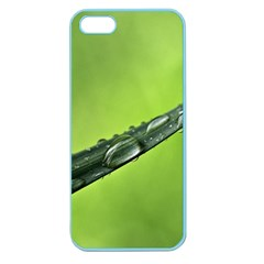 Green Drops Apple Seamless iPhone 5 Case (Color)