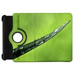 Green Drops Kindle Fire HD 7  Flip 360 Case