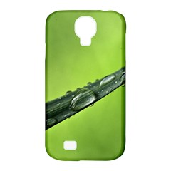 Green Drops Samsung Galaxy S4 Classic Hardshell Case (pc+silicone)