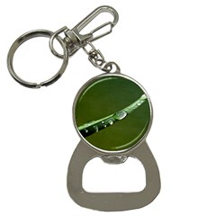 Grass Drops Bottle Opener Key Chain