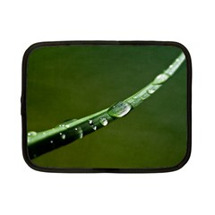 Grass Drops Netbook Sleeve (small)