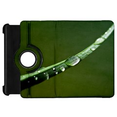 Grass Drops Kindle Fire Hd 7  Flip 360 Case