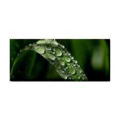 Grass Drops Hand Towel
