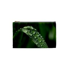 Grass Drops Cosmetic Bag (small)