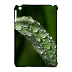 Grass Drops Apple Ipad Mini Hardshell Case (compatible With Smart Cover)