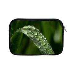 Grass Drops Apple iPad Mini Zippered Sleeve