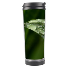 Grass Drops Travel Tumbler