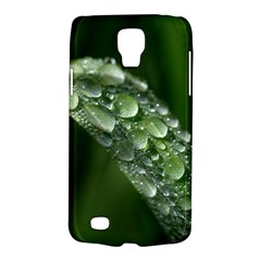 Grass Drops Samsung Galaxy S4 Active (I9295) Hardshell Case