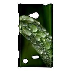 Grass Drops Nokia Lumia 720 Hardshell Case