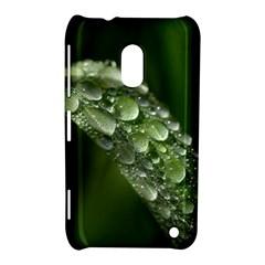 Grass Drops Nokia Lumia 620 Hardshell Case