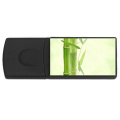 Bamboo 4GB USB Flash Drive (Rectangle)