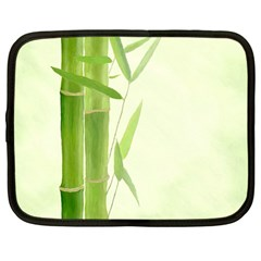 Bamboo Netbook Sleeve (Large)