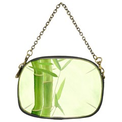 Bamboo Chain Purse (one Side)