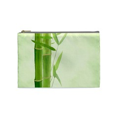 Bamboo Cosmetic Bag (Medium)