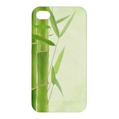 Bamboo Apple Iphone 4/4s Premium Hardshell Case