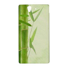 Bamboo Sony Xperia Z L36H Hardshell Case