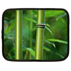 Bamboo Netbook Sleeve (Large)