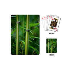 Bamboo Playing Cards (mini)