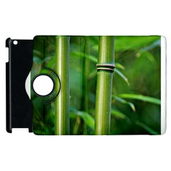 Bamboo Apple iPad 3/4 Flip 360 Case