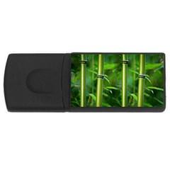 Bamboo 4GB USB Flash Drive (Rectangle)