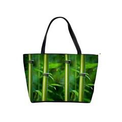 Bamboo Large Shoulder Bag