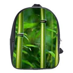 Bamboo School Bag (Large)