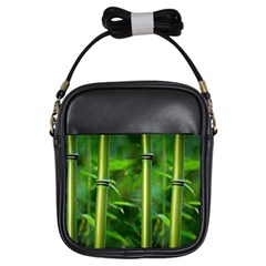 Bamboo Girl s Sling Bag