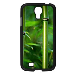 Bamboo Samsung Galaxy S4 I9500/ I9505 Case (black)