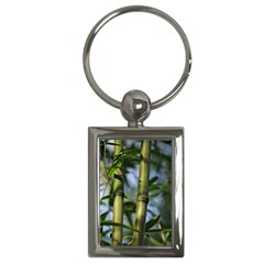 Bamboo Key Chain (Rectangle)