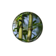 Bamboo Golf Ball Marker 10 Pack (for Hat Clip)
