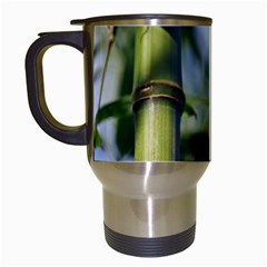 Bamboo Travel Mug (White)