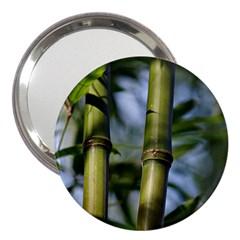Bamboo 3  Handbag Mirror