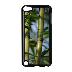 Bamboo Apple iPod Touch 5 Case (Black)
